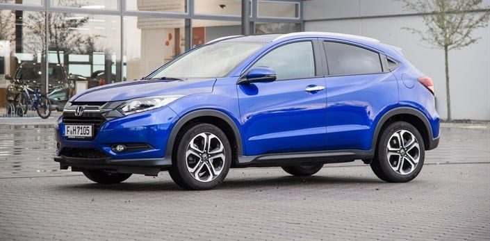 De HR-V. Ruimte te over!