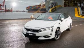Tweederde Honda-modellen geëlektrificeerd in 2025