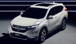 Geen diesel maar hybride voor nieuwe Honda CR-V
