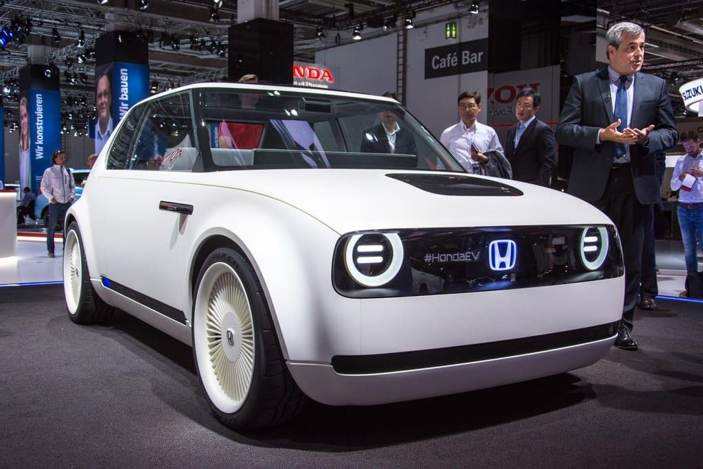 Elektrische Honda Eind 2019 Op De Markt Honda Wesselink Honda