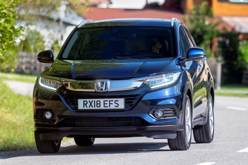 Facelift Honda HR-V