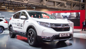 Honda CR-V Hybrid: op deze wil je wachten