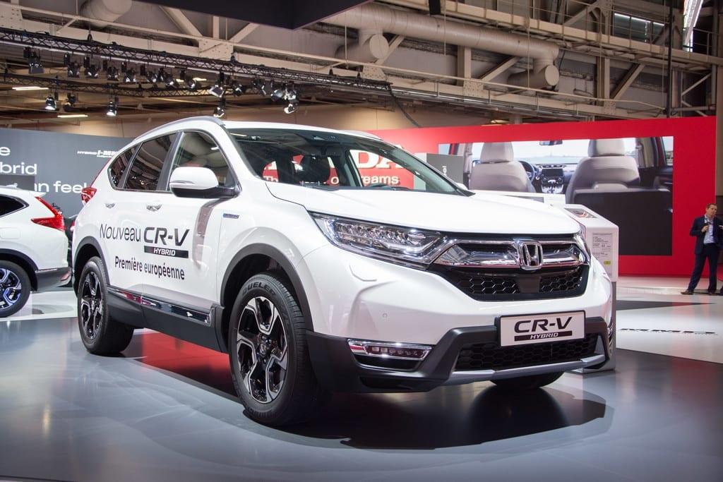 Honda Cr V Hybrid Op Deze Wil Je Wachten Honda Wesselink Honda