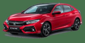 Honda Civic Wintersets