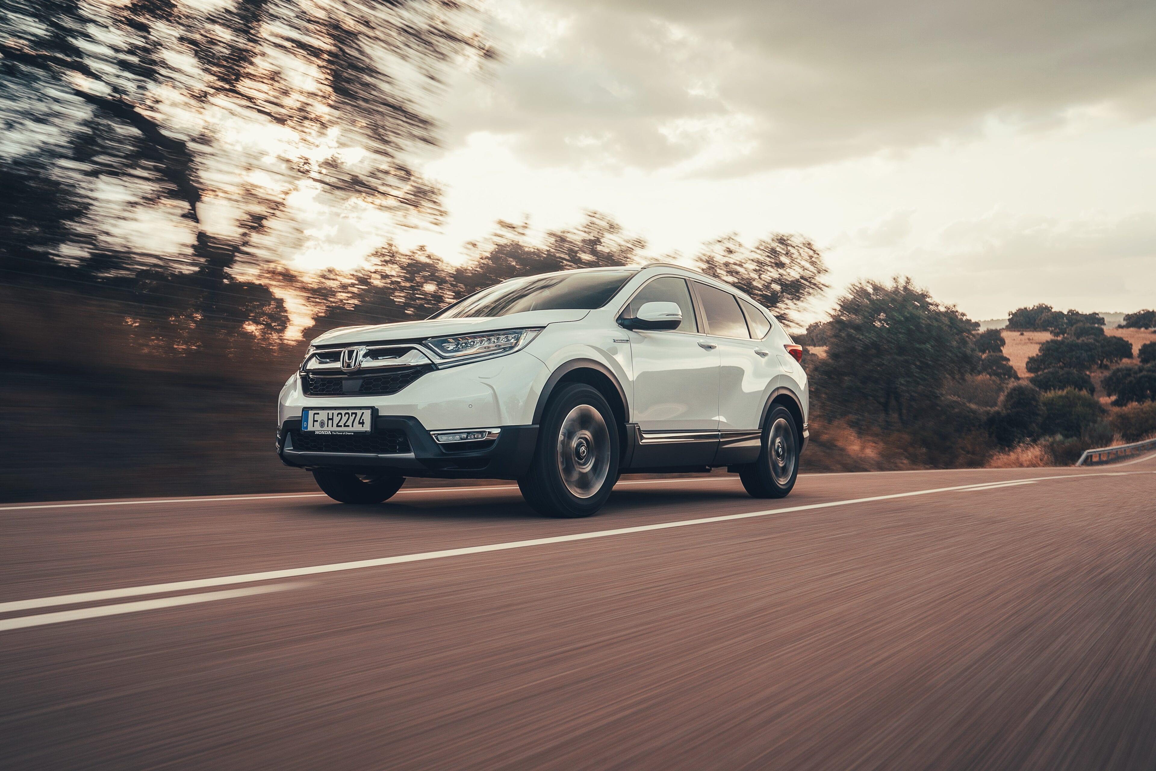 De Honda CR-V Hybrid