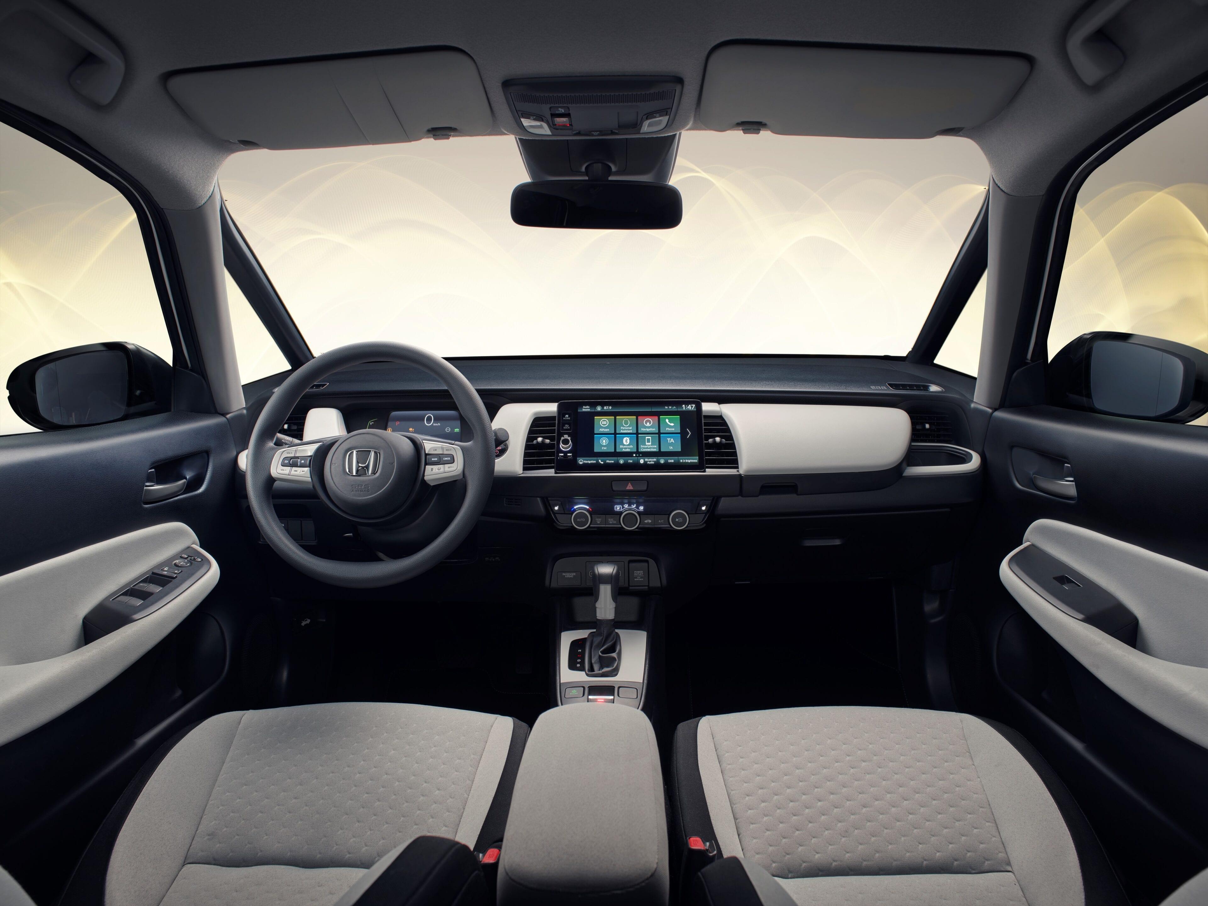 Door middel van smalle stijlen heeft u een panoramisch zicht vanuit de bestuurdersstoel en dit zorgt voor een beter overzicht op de weg