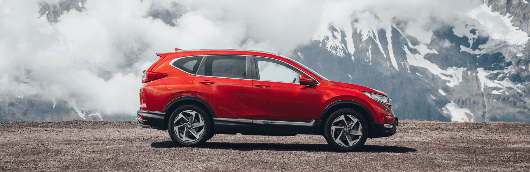 Met zijn strakke en moderne design onze SUV nog steeds onmiskenbaar een CR-V. Dit nieuwe gamma zal al uw verwachtingen overtreffen.