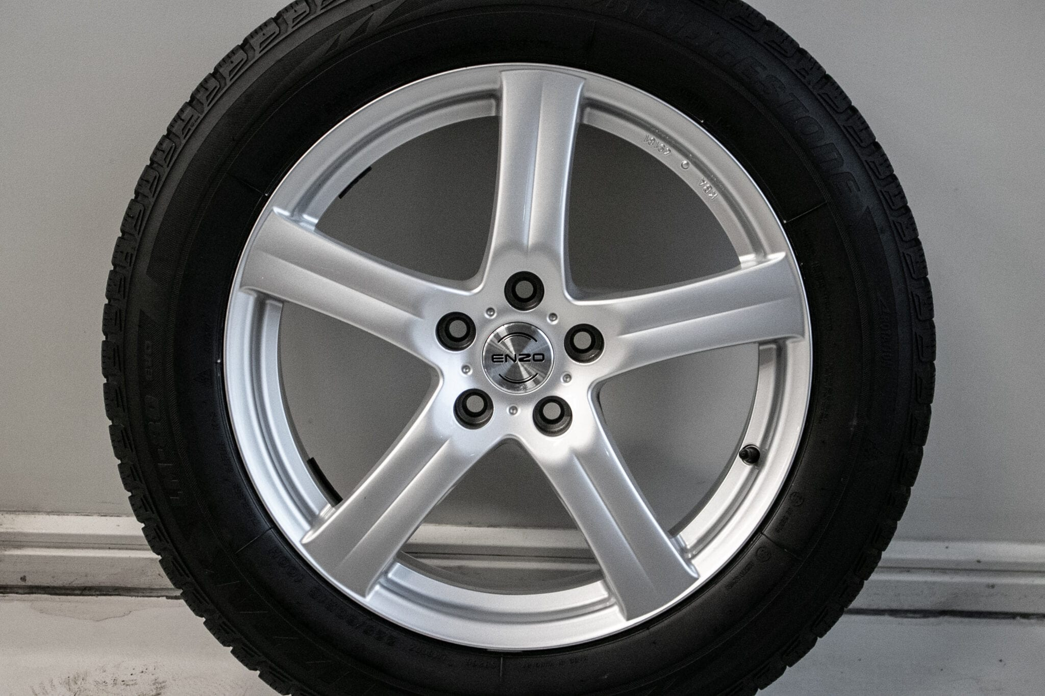 18″ Winterwielen voor de Honda CR-V ('07-'17)  €799,-  Gebruikt.
