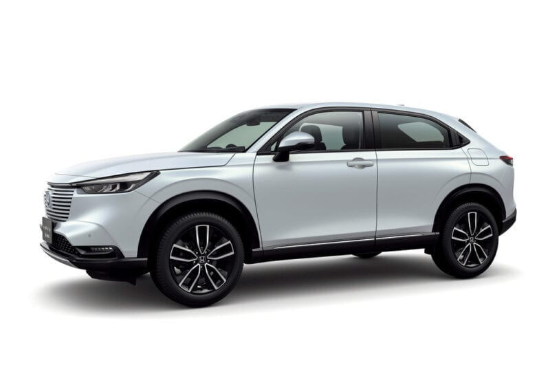 Honda HR-V e:HEV 2022