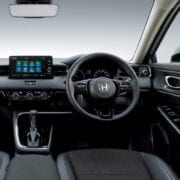 Honda HR-V e:HEV 2022 (Britse uitvoering)