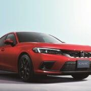 De nieuwe Honda Civic vijfdeurs